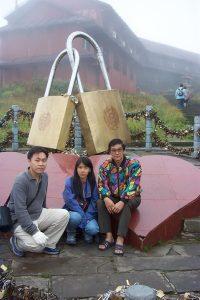 Kunci Gembok di China Lambang Universal
