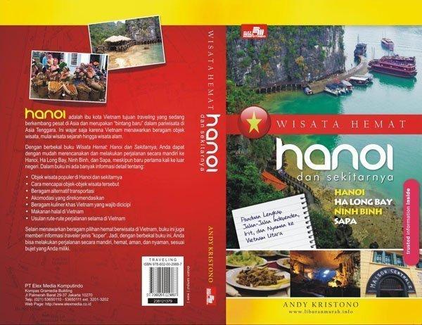 Buku Wisata Hemat Hanoi