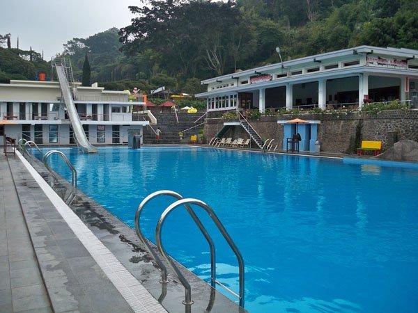 Kolam Renang Selecta Taman Wisata Jadul & Legendaris di sekitar Batu & Malang..