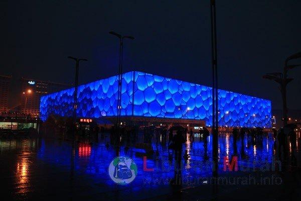 Aquatic Marine Cube Beijing