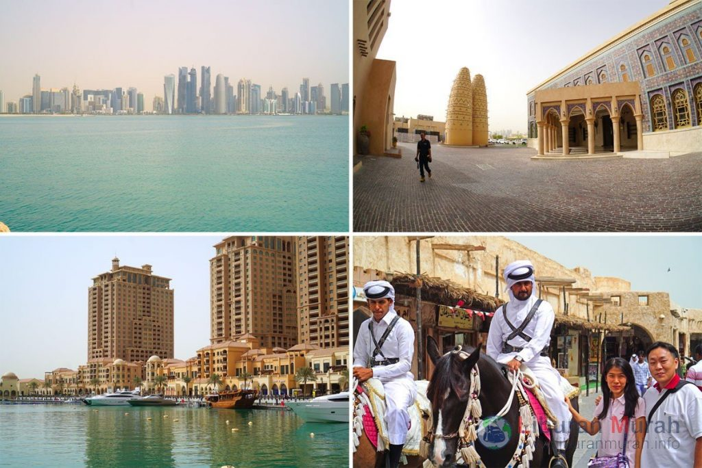 Doha City Tour Free