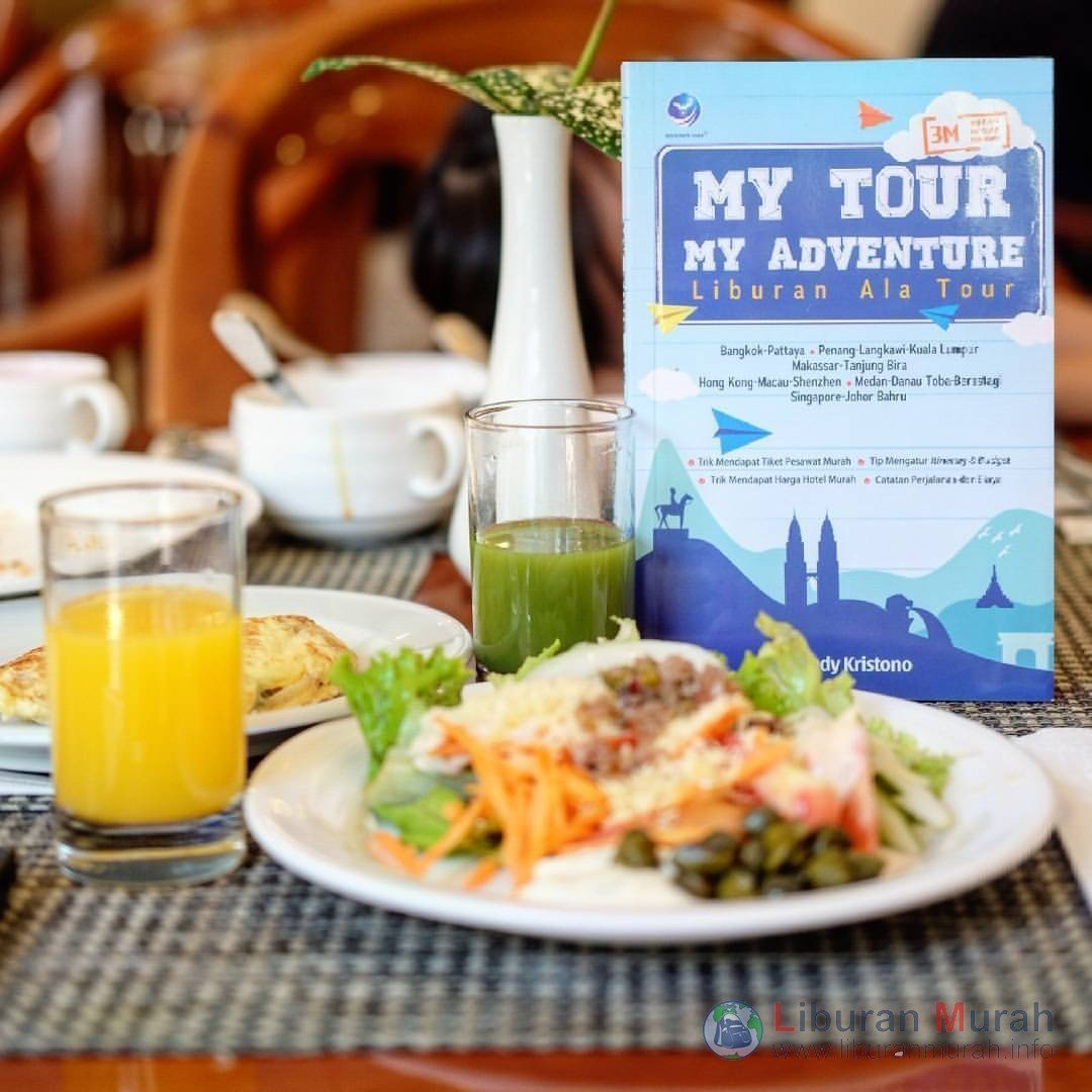 Buku Traveling Murah My Tour My Adventure