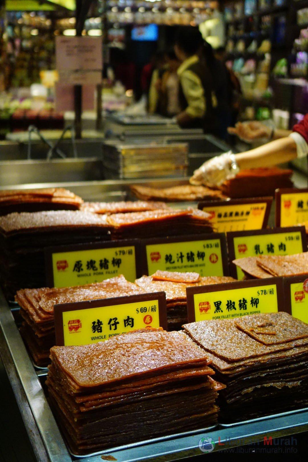 Dendeng Babi Macau